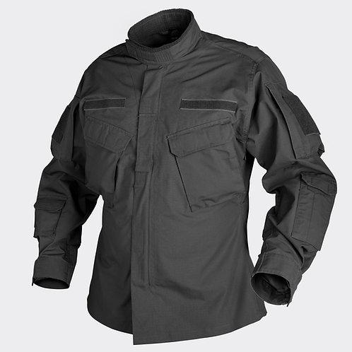 CPU® Shirt - PolyCotton Ripstop - Black
