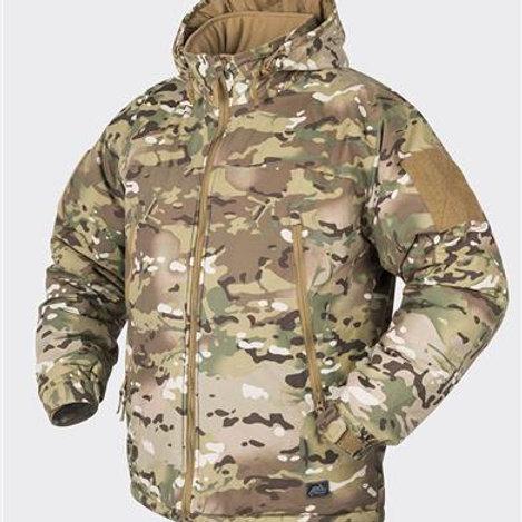 LEVEL 7 Lightweight Winter Jacket - Climashield® Apex 100g - Camogrom®