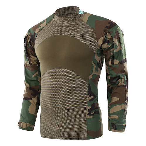 Bluza de lupta tactical woodland US new