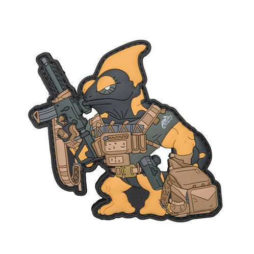 EMBLEMA CHAMELEON FIREARM INSTRUCTOR PATCH