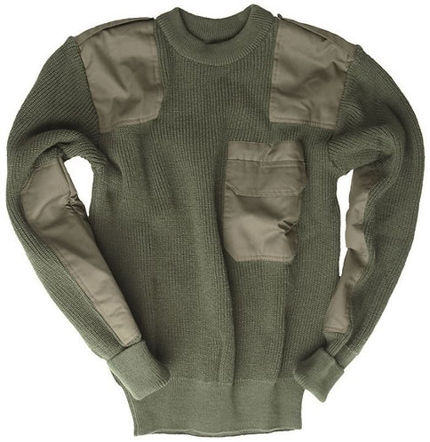 GERMAN OD PAN SWEATER