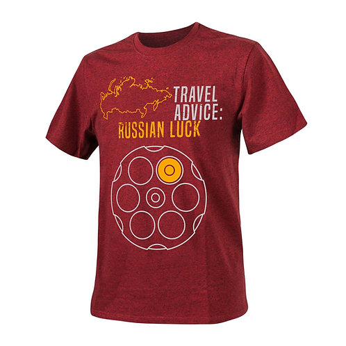 Tricou (Travel Advice: Russian Luck)