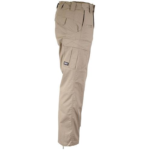 "Pantaloni Tactical ""Stake"", Teflon, Rip Stop, kaki"