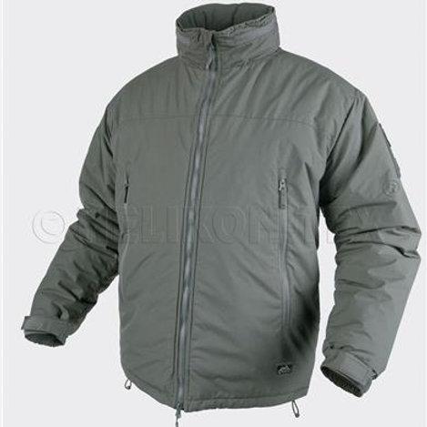 LEVEL 7 Lightweight Winter Jacket - Climashield® Apex 100g - Alpha Green