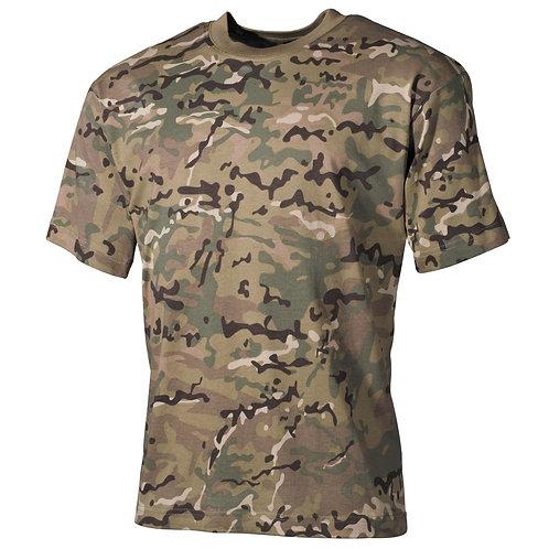 Copii T-Shirt,  operațiunea-camo, jumătate mâneci