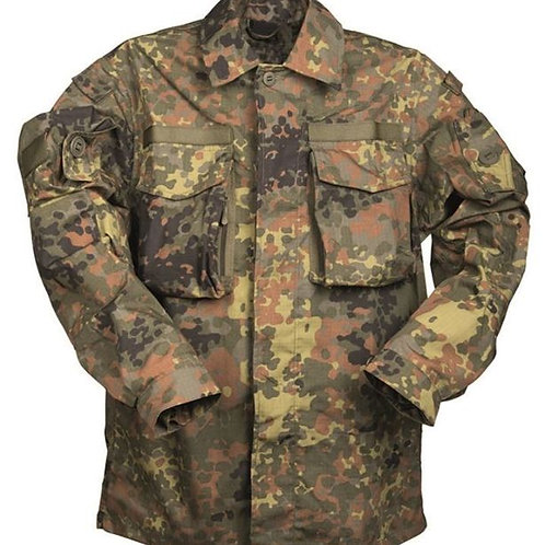 Camasa Commando Smock, german, Flecktarn