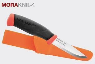 Morakniv® Companion F Orange - Stainless Steel - Orange