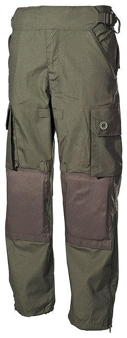 «Pantaloni Commando oliv»