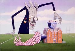 Una Casa Para Pink Floyd