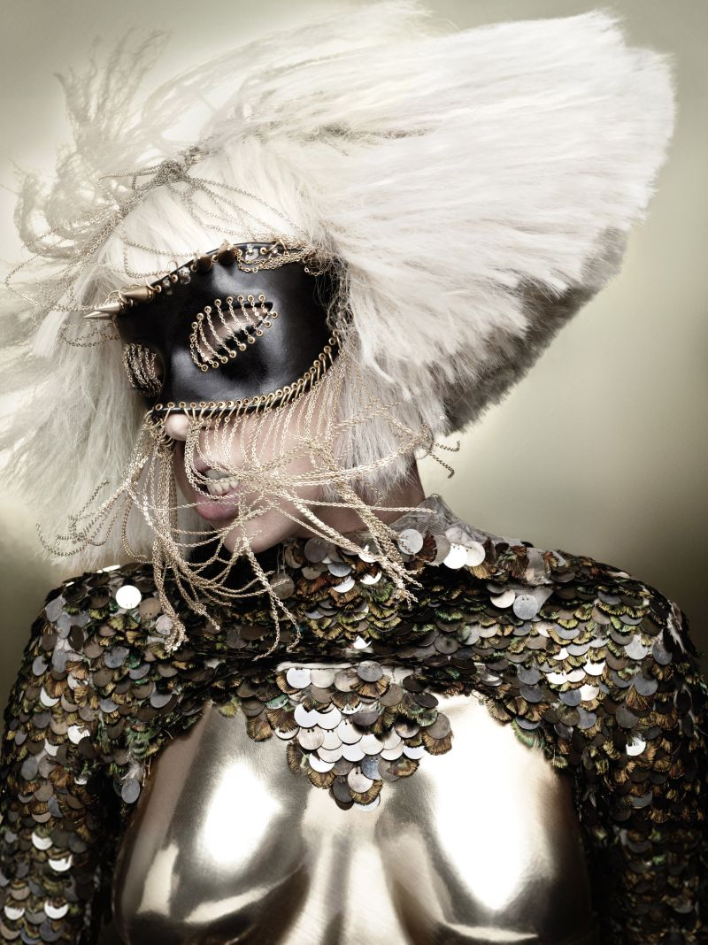 Lady Gaga = Diseño + Arquitectura