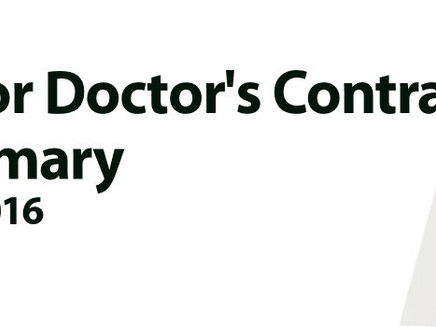 Junior Doctor's Contract Summary