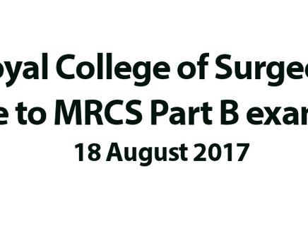 ASIT – BOTA Response letter regarding MRCS Part B Examinations