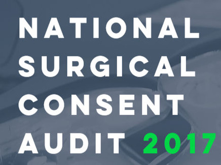 National Surgical Consent Audit 2017