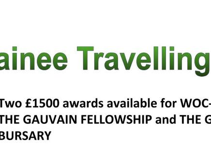WOC-UK Trainee Travelling Fellowship