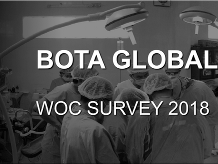 Global Surgery for Orthopaedic Trainees: 2018 Survey