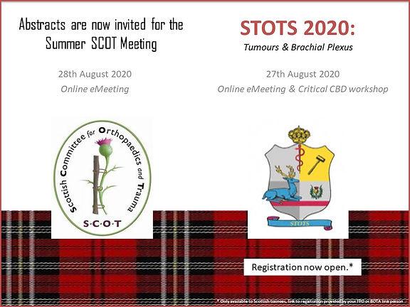 Summer SCOT and STOTS meeting