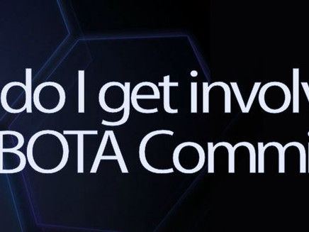 How do I get involved on the BOTA Committee?