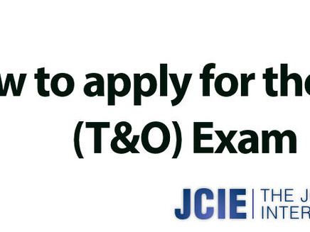 How to apply for FRCS T&O