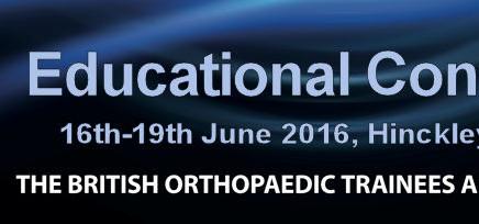 BOTA Educational Congress 2016 – Dates Announced