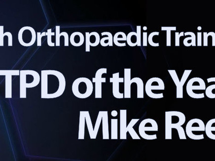 TPDOTY 2015 – Mike Reed (Northern)