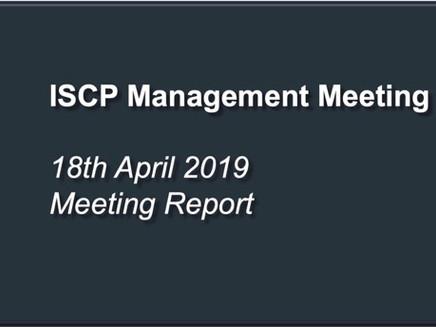 ISCP Management Meeting