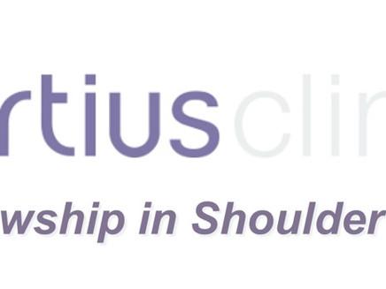 Fortius Shoulder Surgery Fellowship