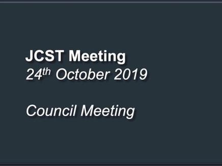 ISCP Meeting Report