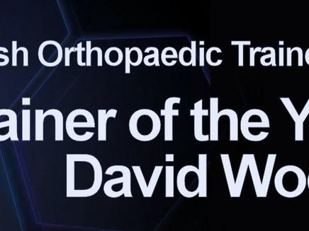 TOTY 2016 – David Woods