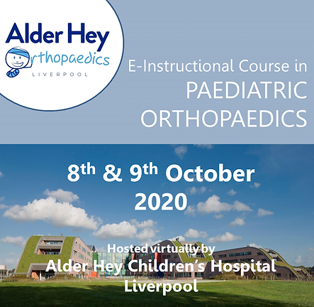 Alder Hey E-Instructional Paediatric Orthopaedics Course