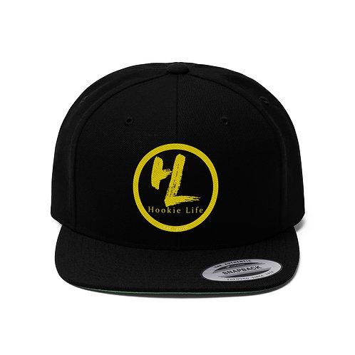 HL by HookieLife Snapback (Sunshine Yellow Emblem)