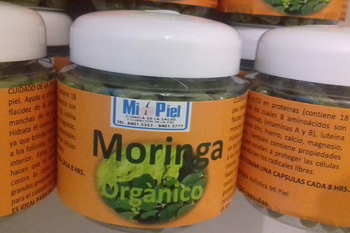 Moringa orgànico càpsulas