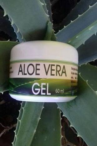 Aloe vera gel Natural Mi Piel 60gr