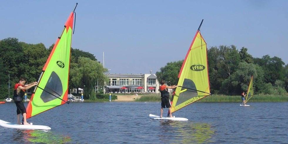 Grundscheinkurs Windsurfen - inklusive Prüfung und VDS –Grundschein