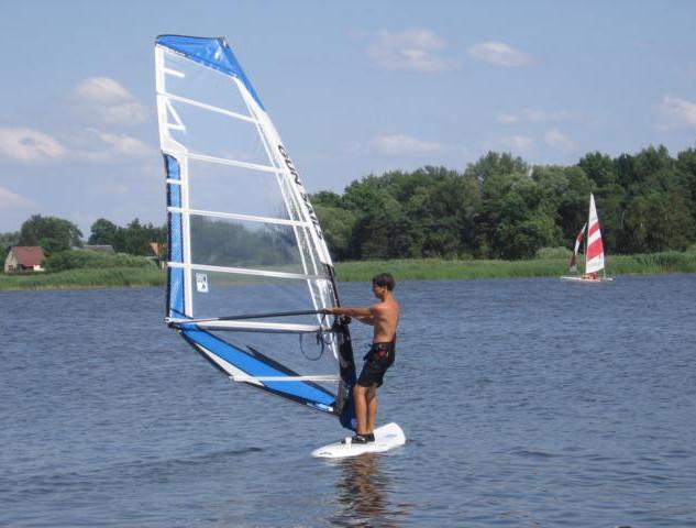 Windsurfen Verleih & Kurse