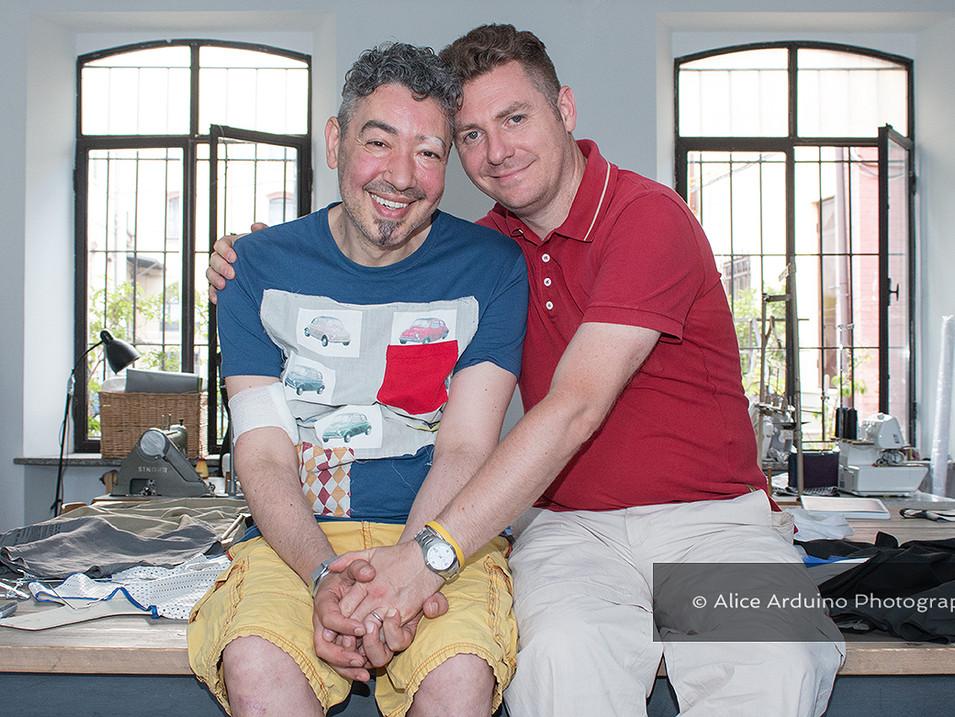 Mimmo e Alberto