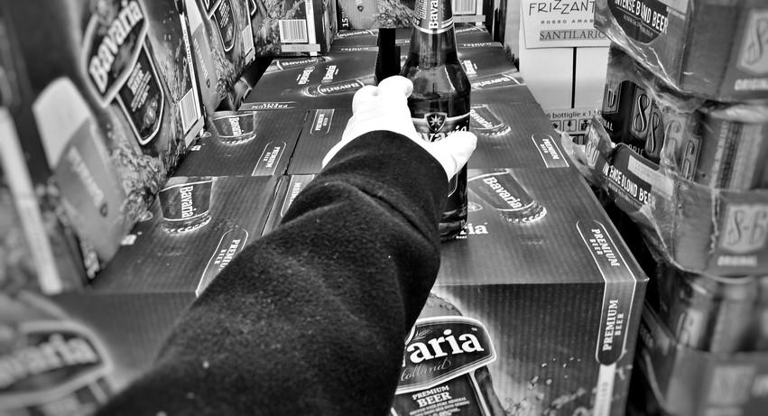 spesa alcolica
