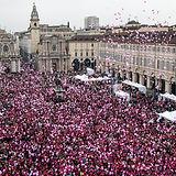 Torino Donna_Piazza San Carlo
