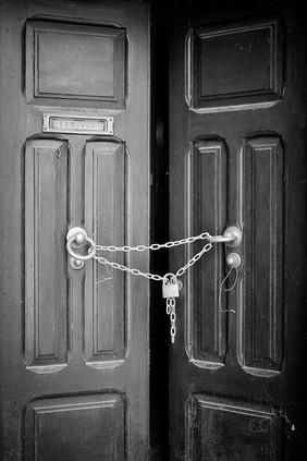 Porte serrate
