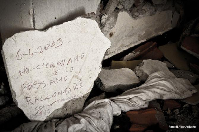 Scritta su pietra