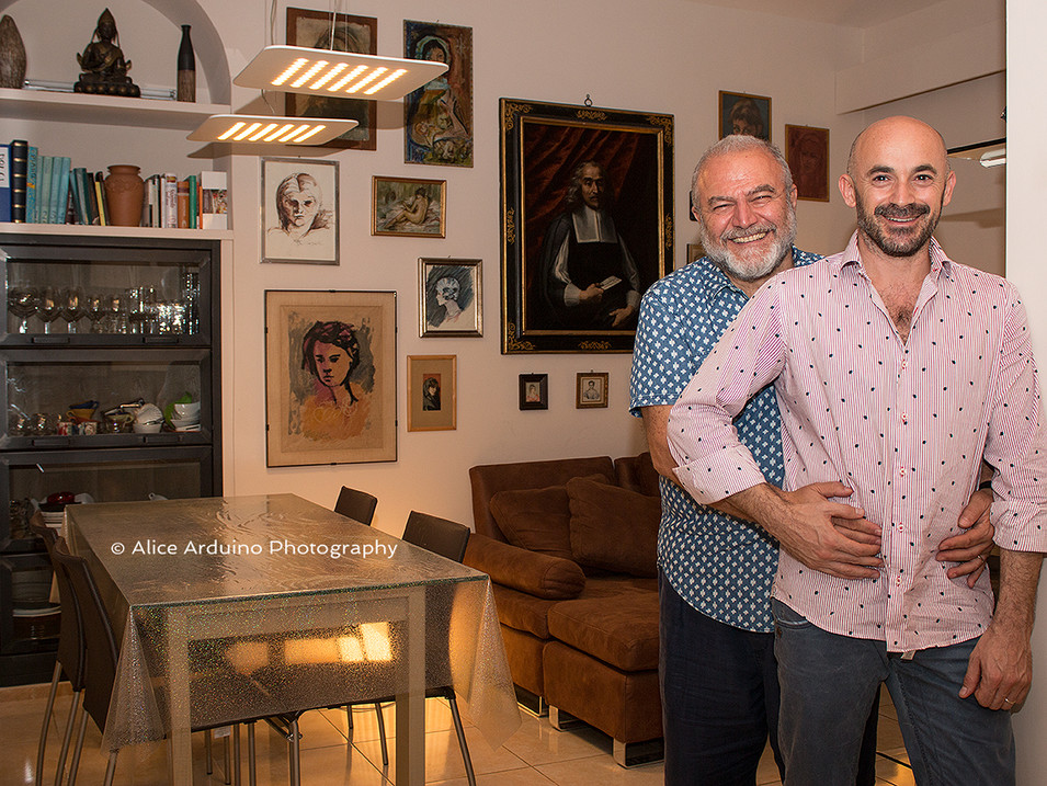 Michele e Massimiliano