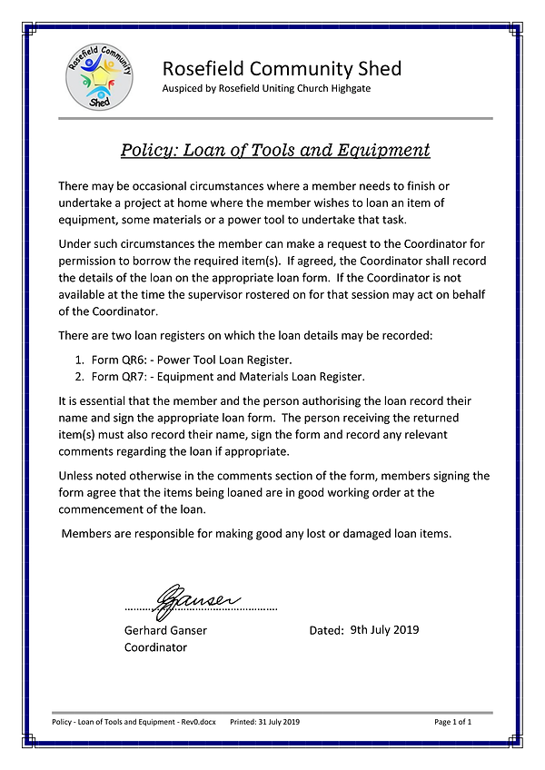 Policy - Loan of Tools and Equipment.png