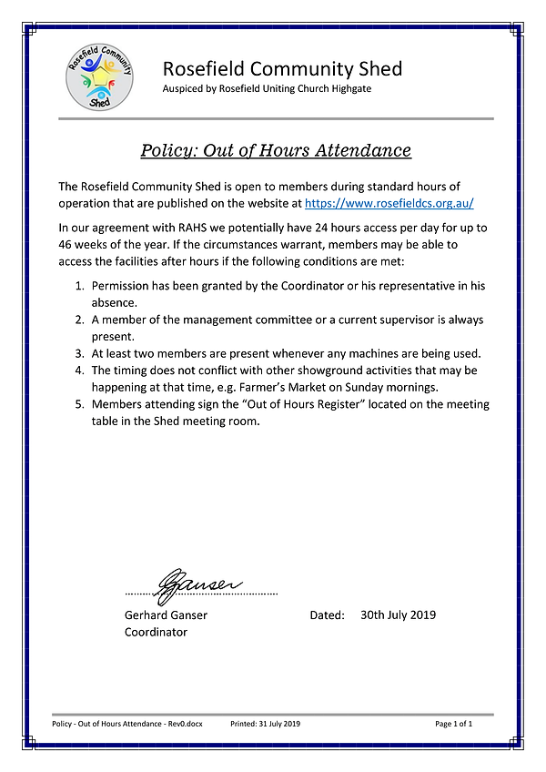 Policy - Out of Hours Attendance.png