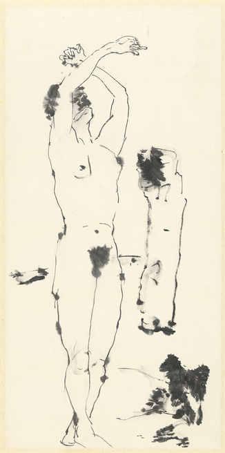 YU Peng, Nude Woman