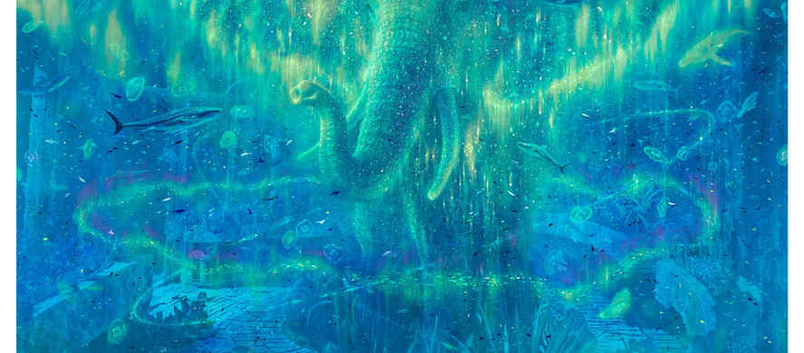 Drifting Sries: Cosmic Ocean Observatory