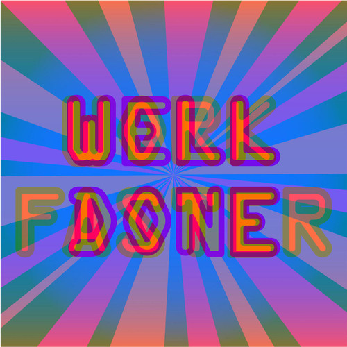 Christy CHOW, Work Faster Well Done Work Faster (Ed. 1/3), Lenticular Print on Aluminum, 28 x 28 cm, 2019