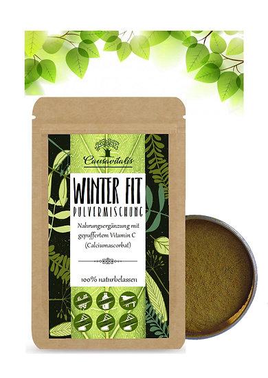 CAUSAVITALIS 150g Winterfit Pulvermischung Immunsystem Vitamin.C gepuffert u.a..