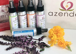 Be Well Series - Ways to Use your Azendea 3in1 Spray