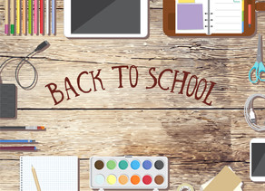 Be Well Series - Back to school tips from our aromatherapist and herbalist