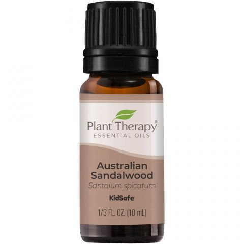 Australian Sandalwood Essential Oil, 10ml