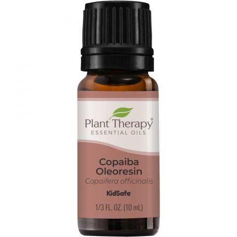 Copaiba Oleoresin Essential Oil, 10ml